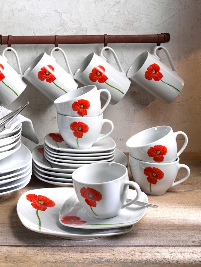 Kaffeservis i 18 delar – San Remo