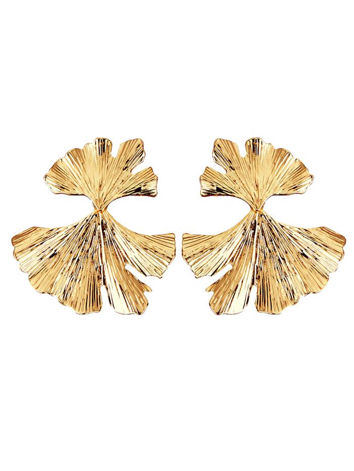 Náušnice, Farba žltého zlata