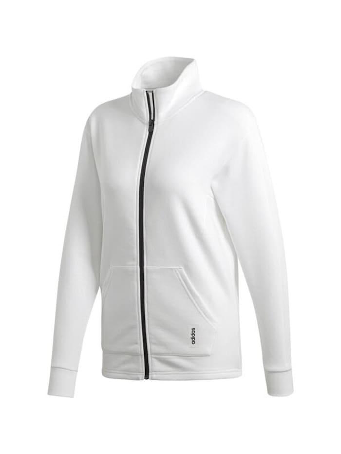 adidas adidas Jacke Brilliant Basics, Weiß