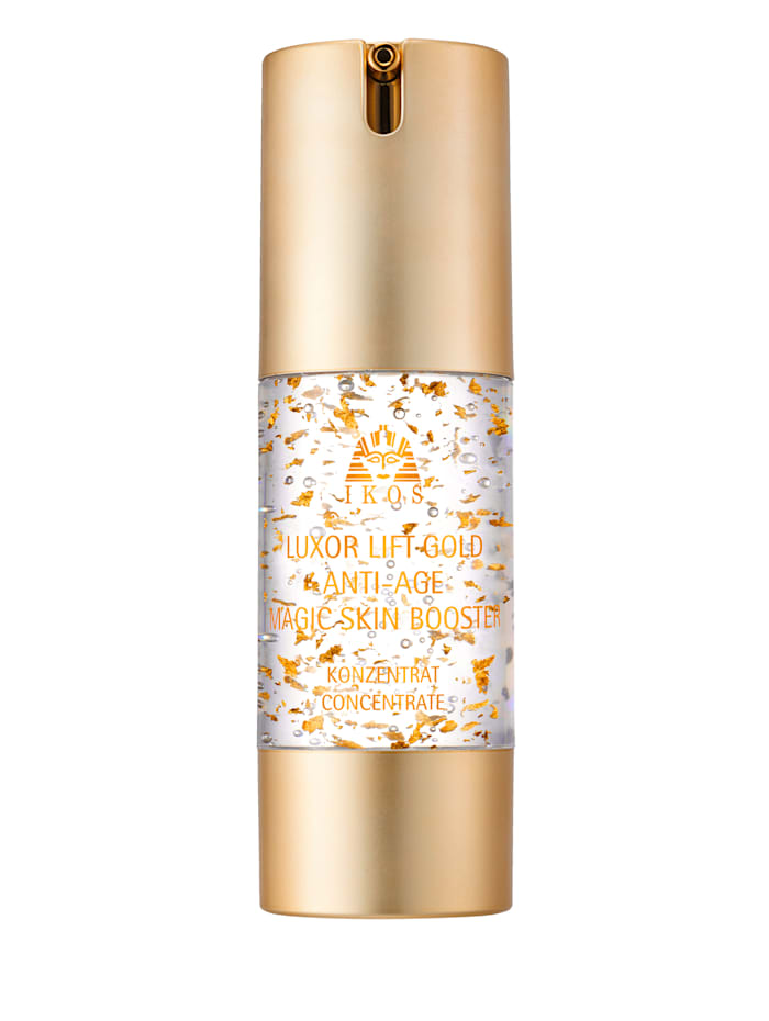 Magic Skin Booster Luxor Lift Gold, Folgt