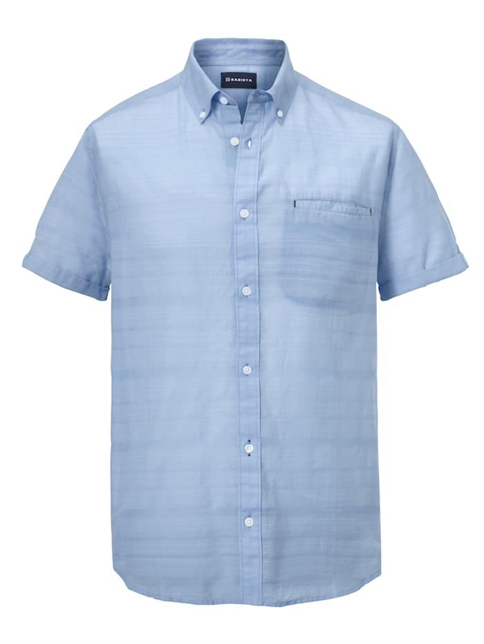 BABISTA Skjorta i sommarlätt material, Ljusblå
