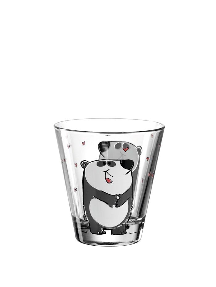 Leonardo Kinderbecher Panda BAMBINI, Transparent