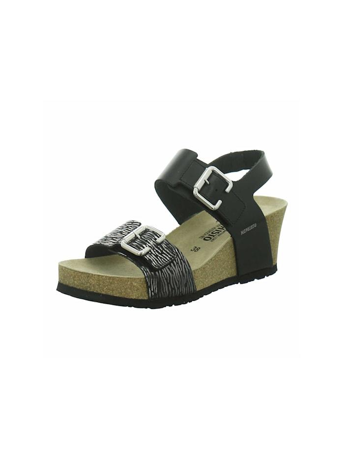 Mephisto Sandale Sandale, schwarz