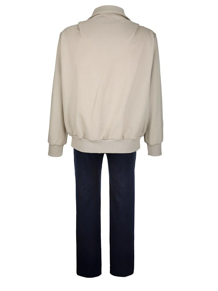 Tenue de loisirs en jersey romanite agréable à porter