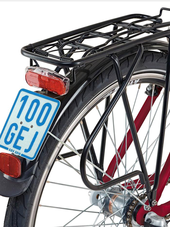 Alu City Rad Roller Comfort 3 in 1