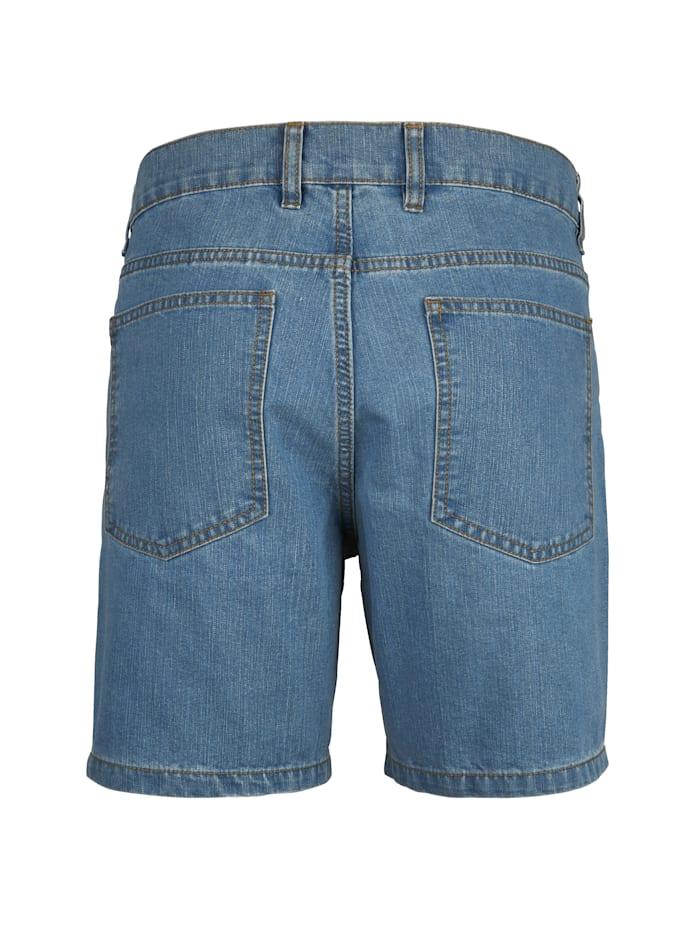 Jeansshort in 5-pocketmodel