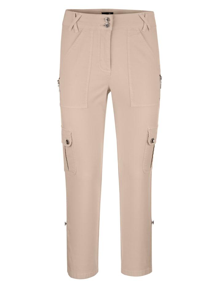 Pantalon cargo Coupe Sabine Straight