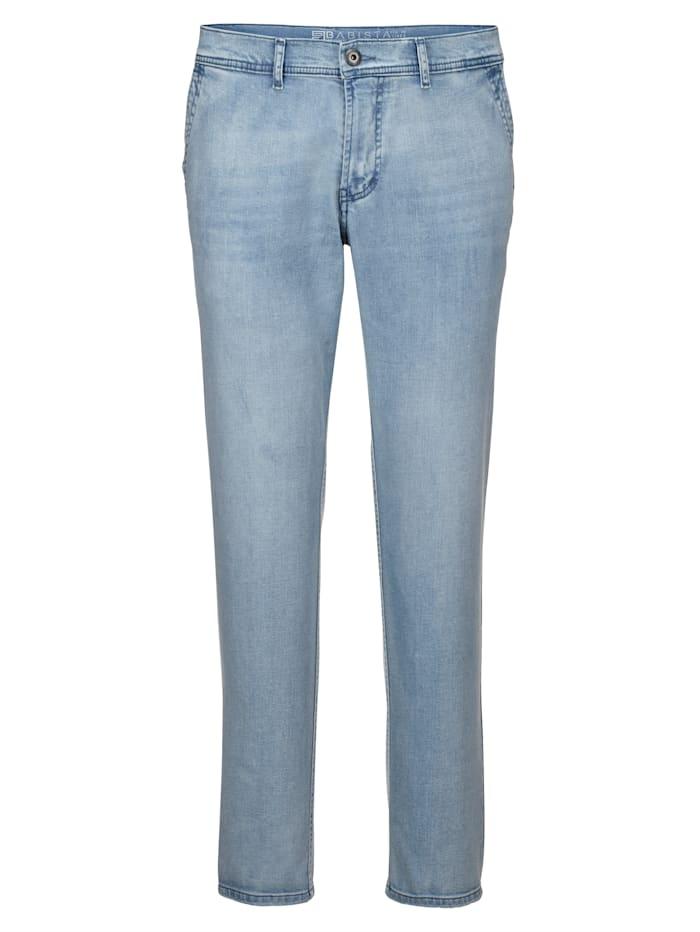 BABISTA Jeans in chinomodel, Lichtblauw