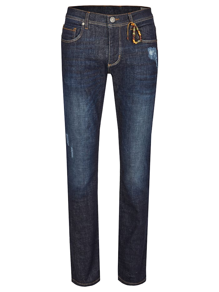 Daniel Hechter Straight-Fit Jeans, navy