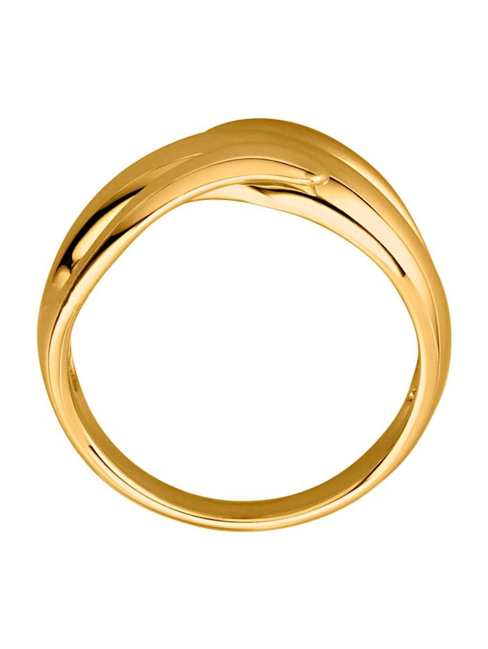 Ring av guld 14 k