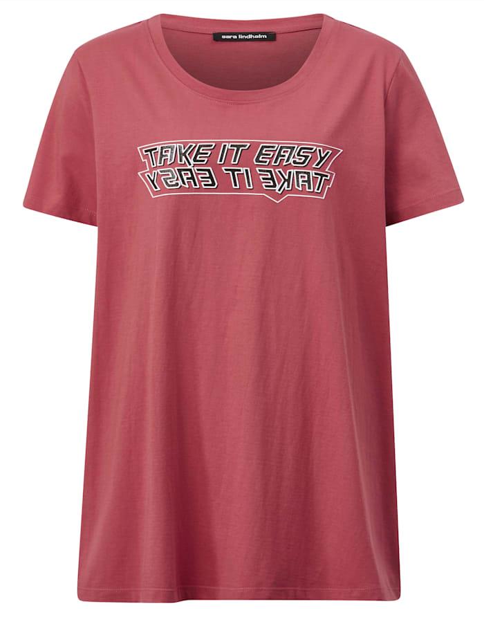 Shirt mit Statementprint