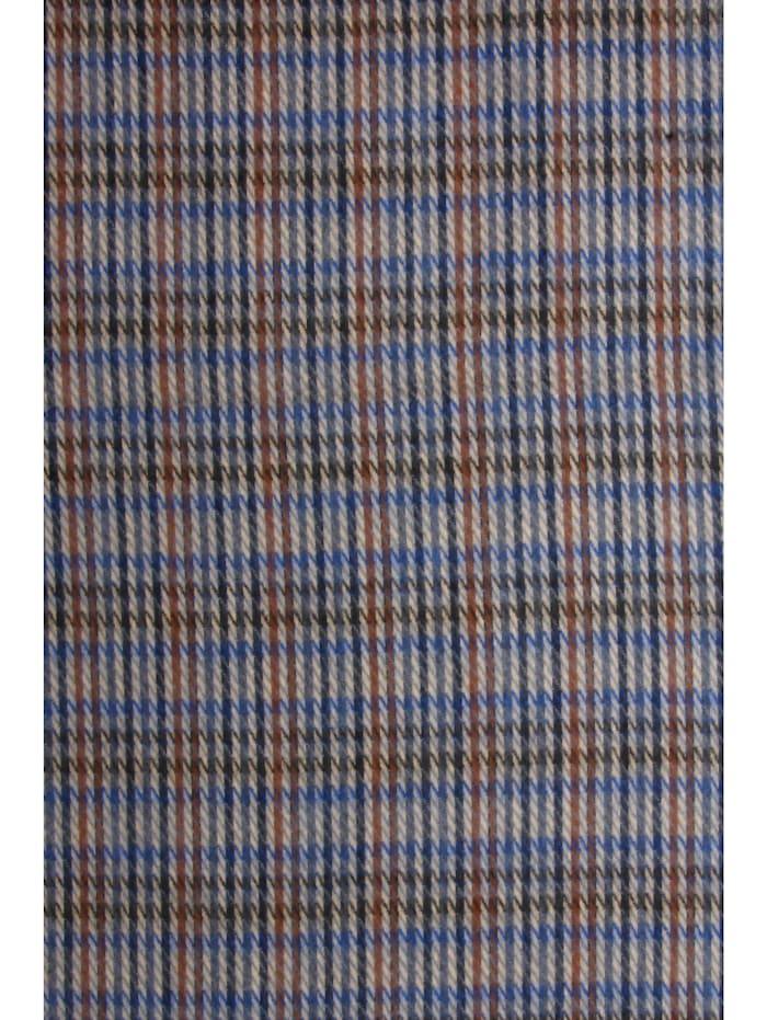 Italienischer Schal Mailand elegant gemustert, Made in Italy