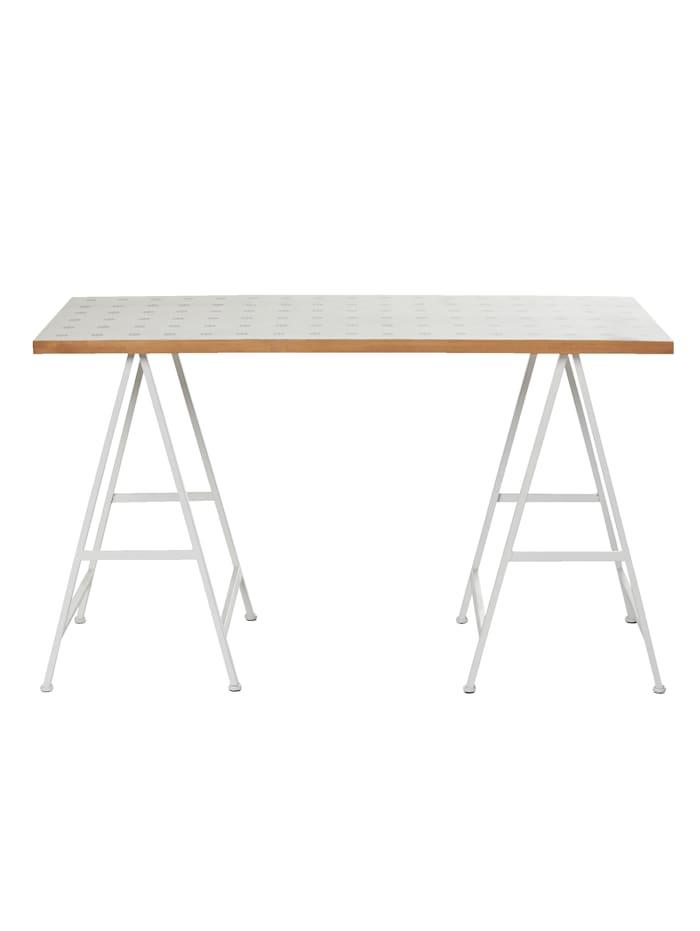 IMPRESSIONEN living Schreibtisch, Weiß
