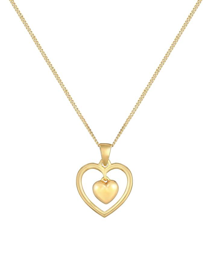 Halskette Herz Liebe Love 925 Silber