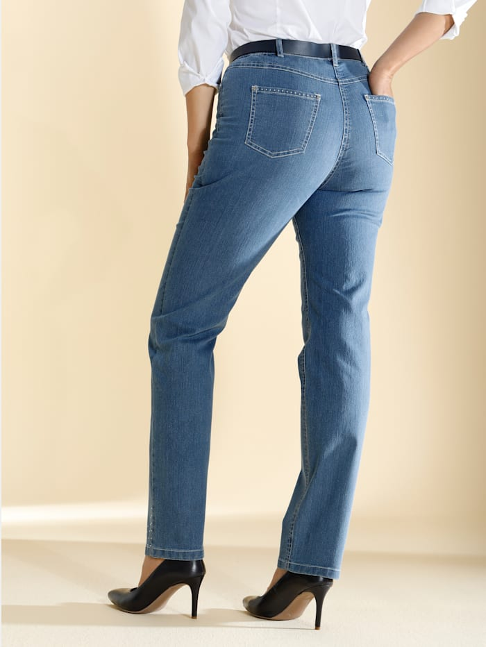 Jeans in 5-Pocket-Form