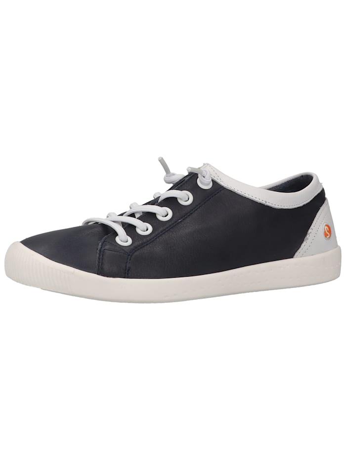 Softinos Softinos Sneaker, Navy/Weiß