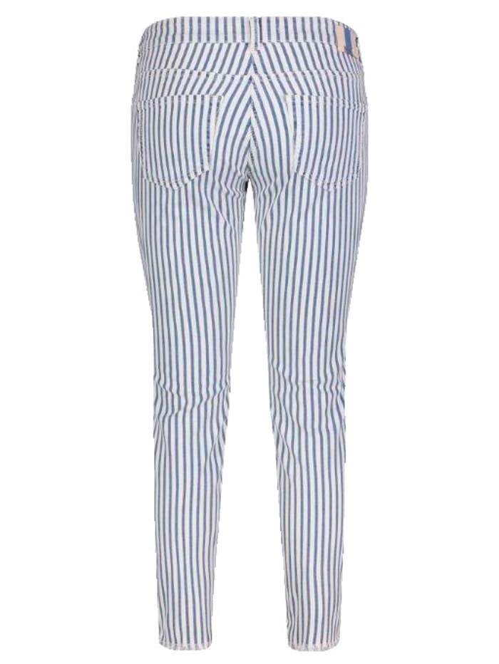 Jeans im schönen Streifendessin