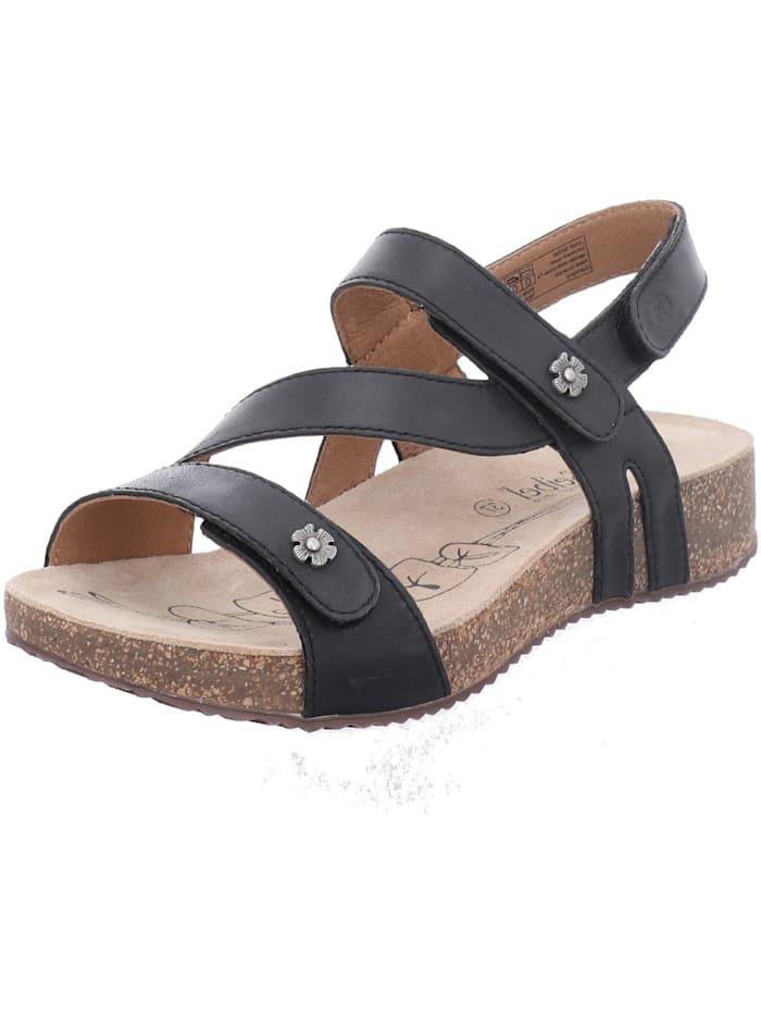 Josef Seibel Josef Seibel Damen-Sandale Tonga 53, schwarz, schwarz