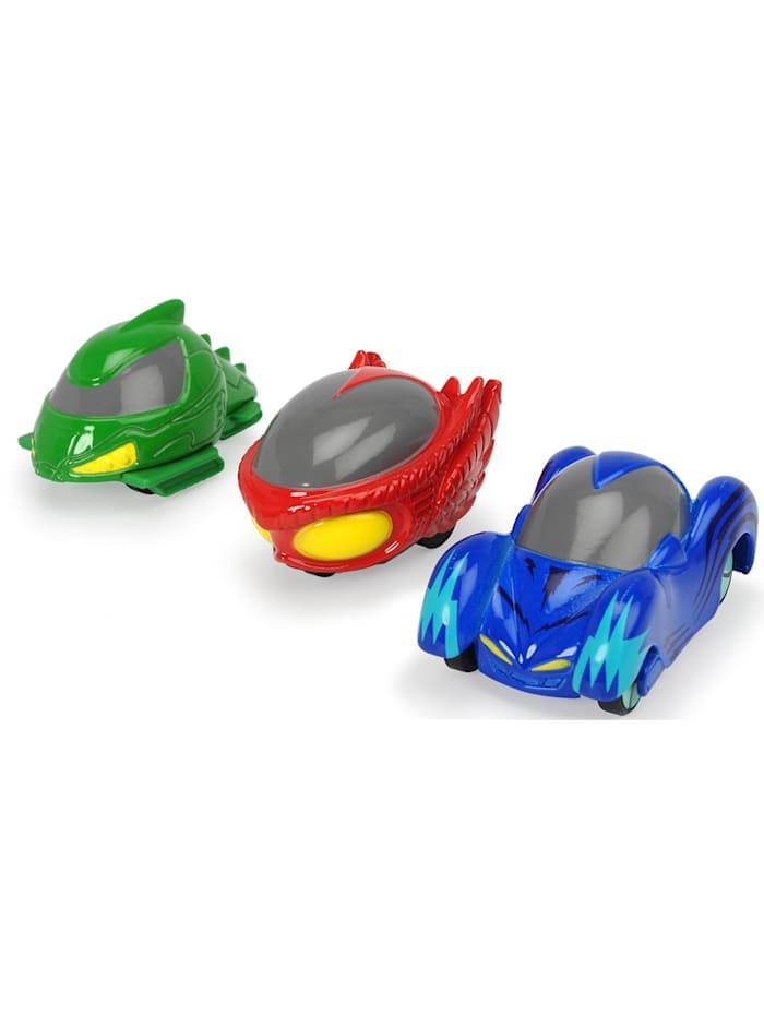 Spielfahrzeug PJ Masks Micro Racer Team