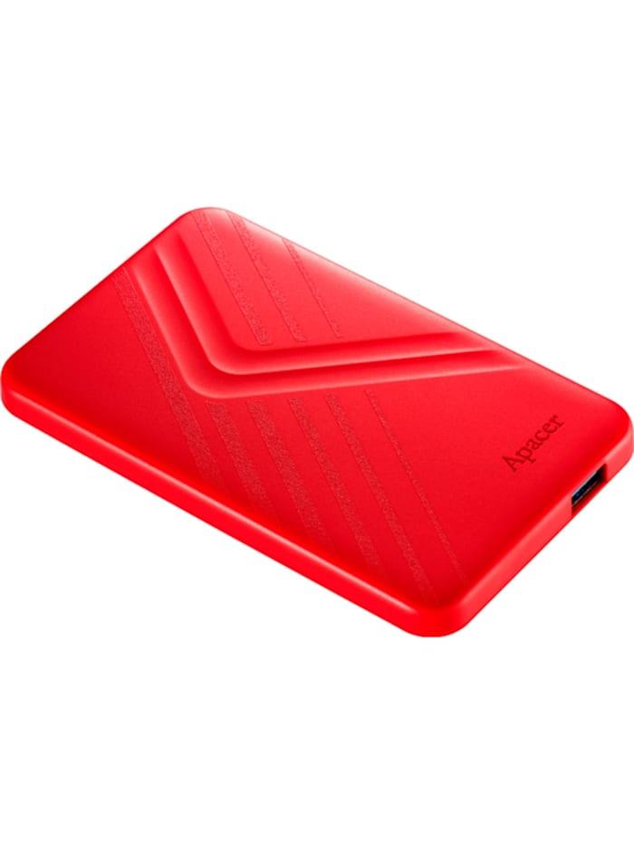 Apacer Festplatte AC236 1 TB, Rot