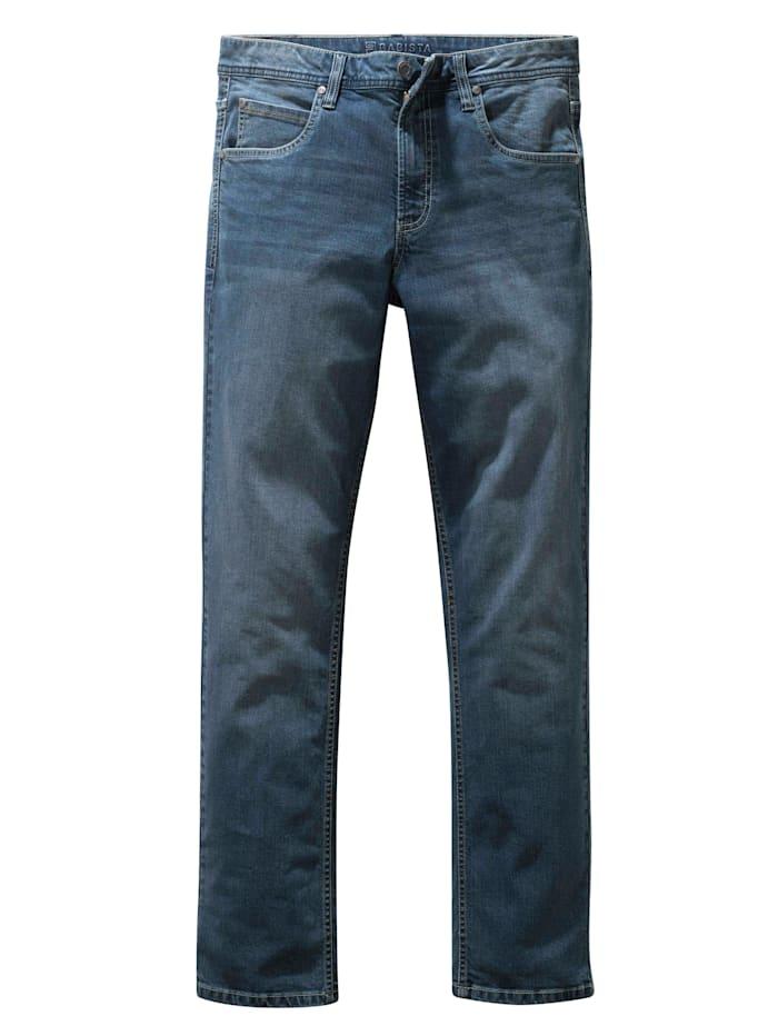 BABISTA Jeans im Used-Look, Blau
