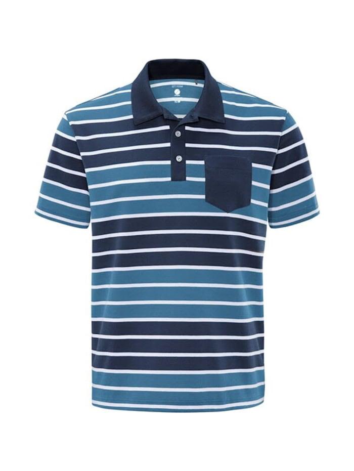 Schneider Sportwear Schneider Sportwear Poloshirt MATEOM, Blau