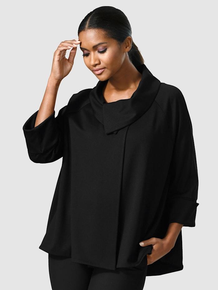 Alba Moda Blazer in trendy model, Zwart