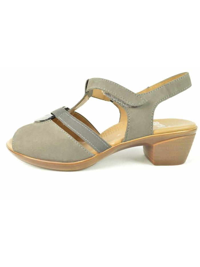 Damen Sandale in braun