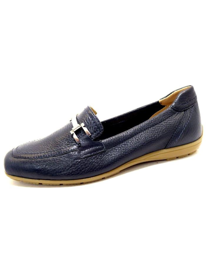 Caprice Slipper, blau