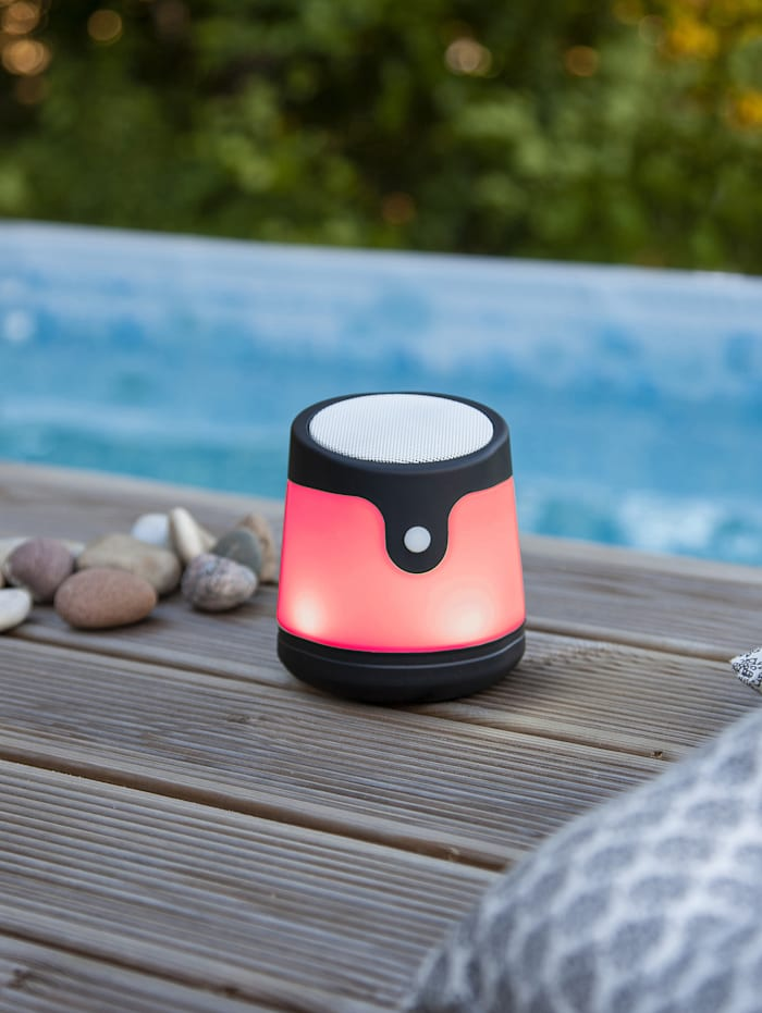 LED-Bluetooth Lautsprecher