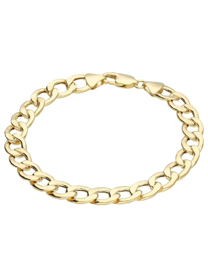 Luigi Merano Armband ca. 8mm breit, Gold 585/-, Gold