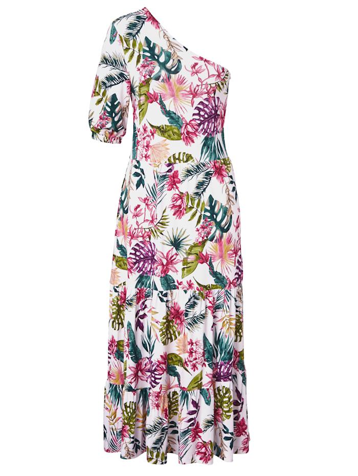 SIENNA Jersey jurk, Multicolor
