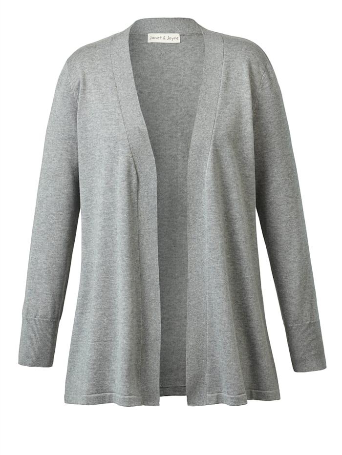 Basic vest in open model