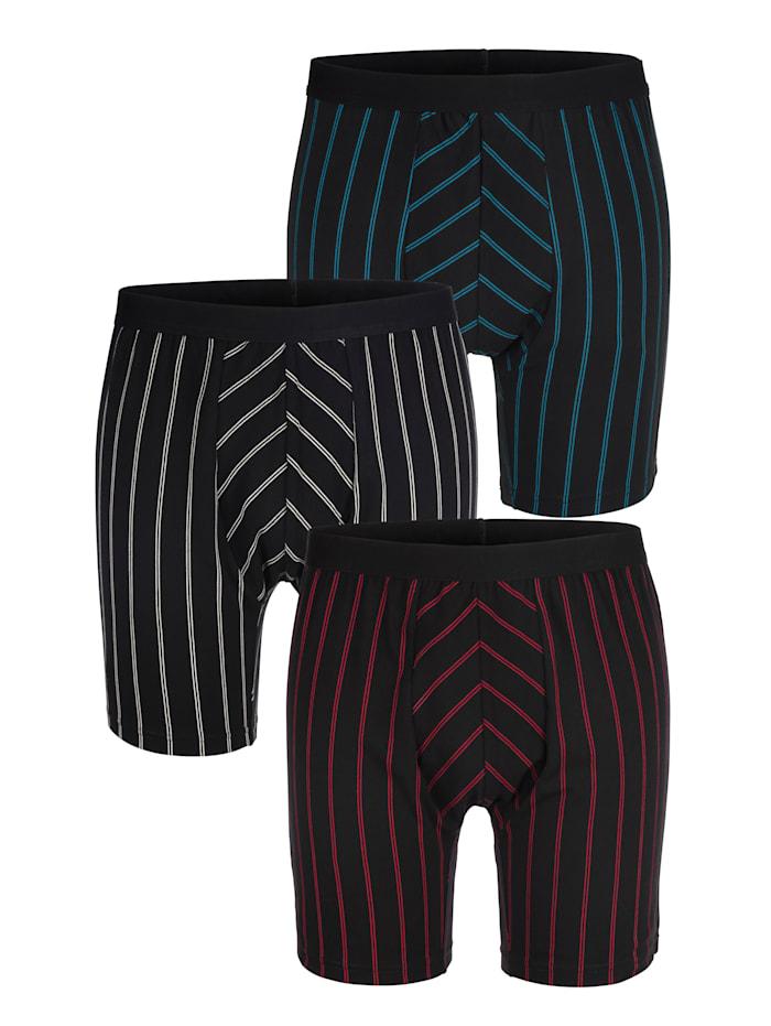 Long-Panty 3er Pack