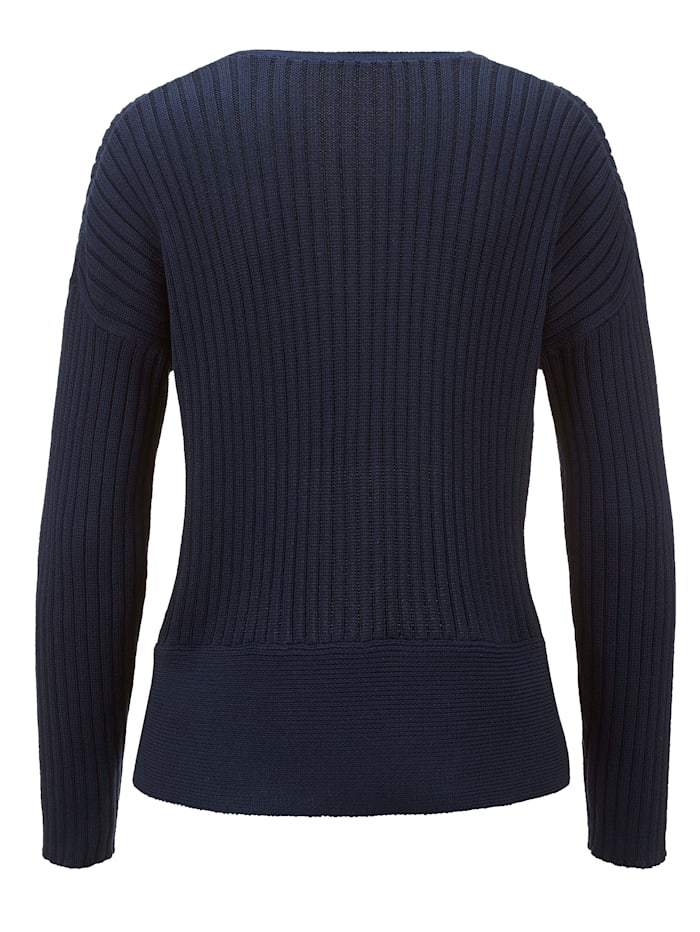 Pullover aus hochwertiger Pima Baumwolle