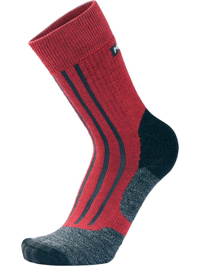 Meindl Socken 2er Pack Socken MT6 bordeaux, bordeaux