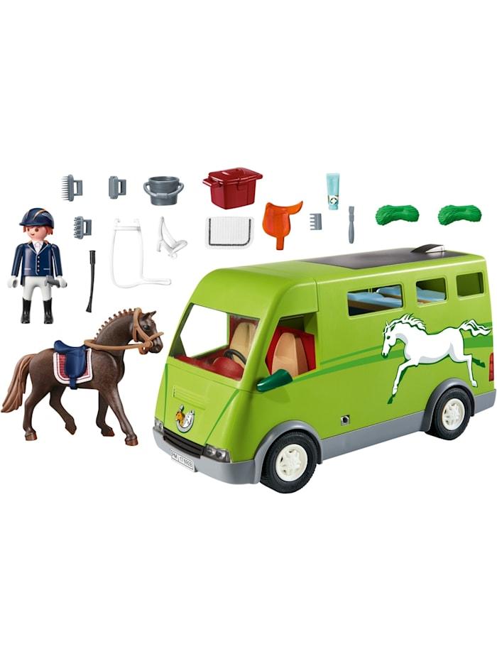 Konstruktionsspielzeug Pferdetransporter