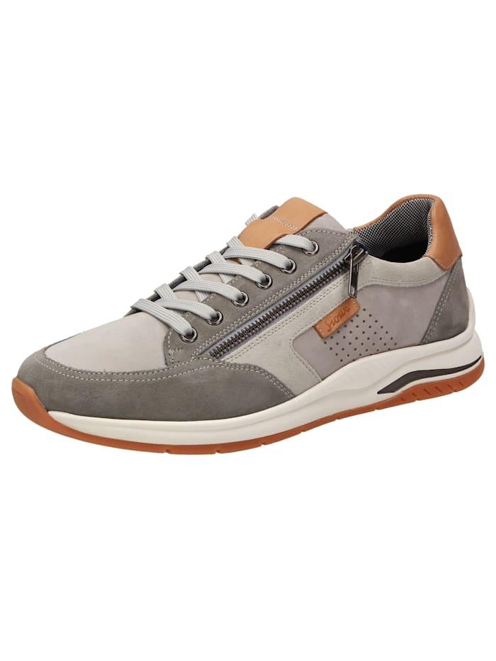 Sioux Sneaker Turibio-702-J, grau
