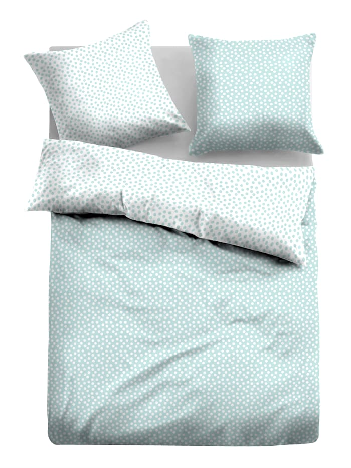 Tom Tailor Satin Bettwäsche 'Inge', MINT