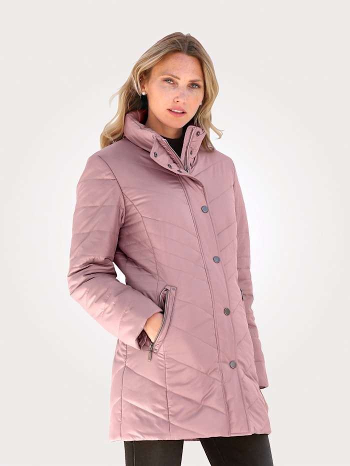 MONA Jacket with a built-in thermometer, Rosé
