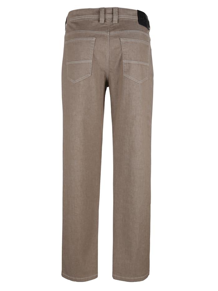 Jean 5 poches en qualité de marque