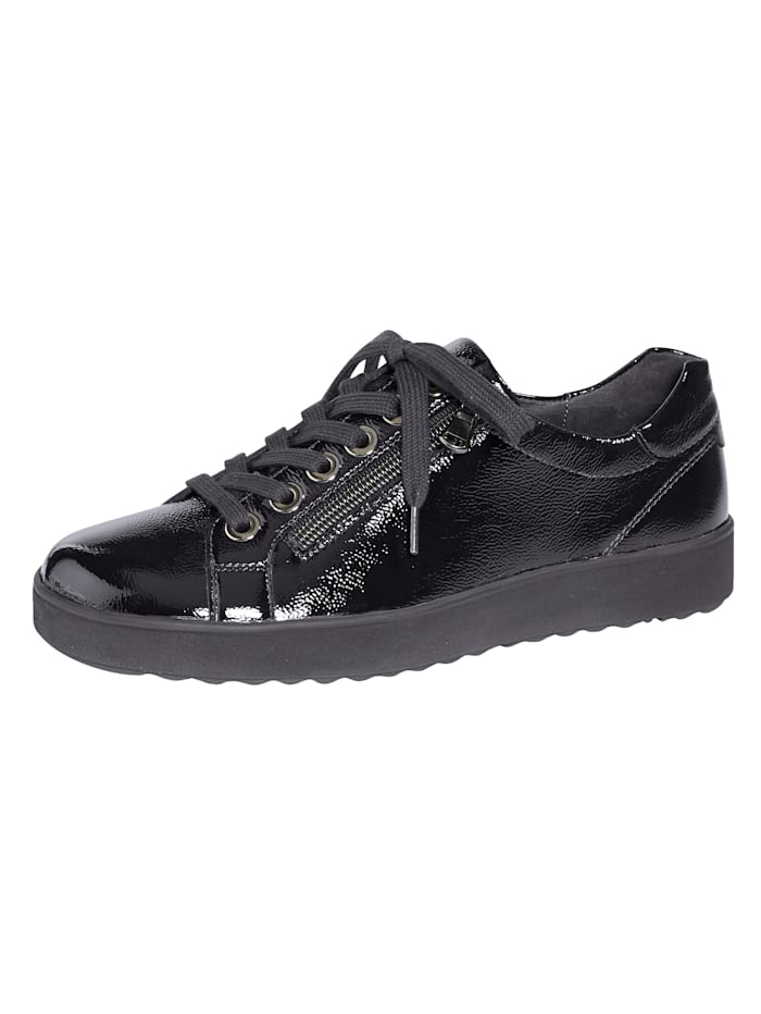 Semler Lace-up shoes with air cushion soles, Dark Blue
