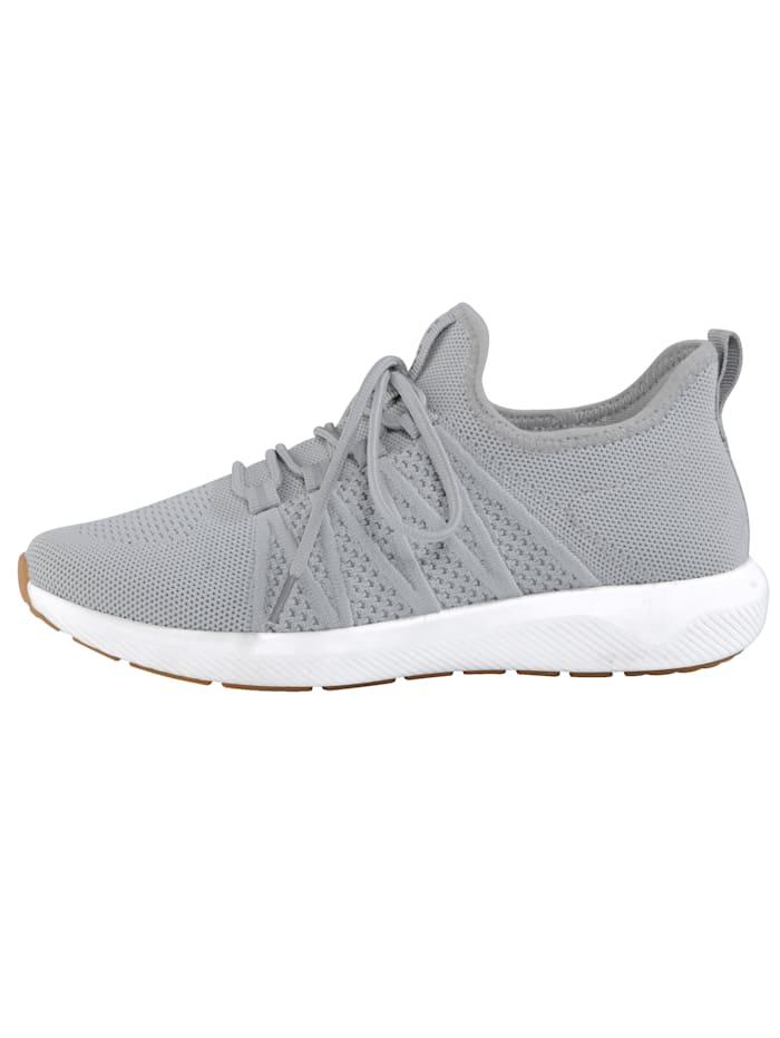 Sneaker met 3-componenten-tussenzool