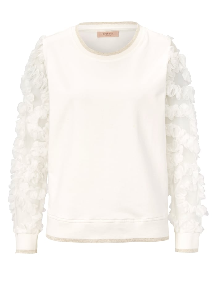 SIENNA Sweatshirt, Off-white