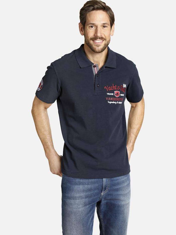 Jan Vanderstorm Jan Vanderstorm Poloshirt KLEMENT, dunkelblau