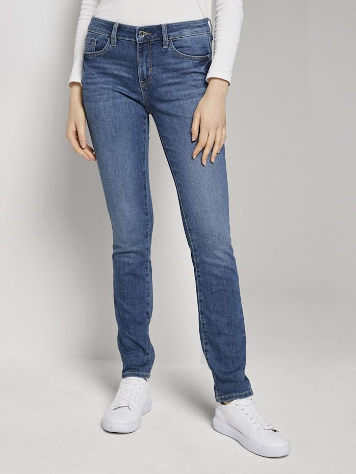 Tom Tailor Alexa Slim Jeans, Clean Light Stone Blue Denim