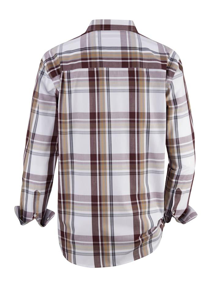 Skjorta av bomull