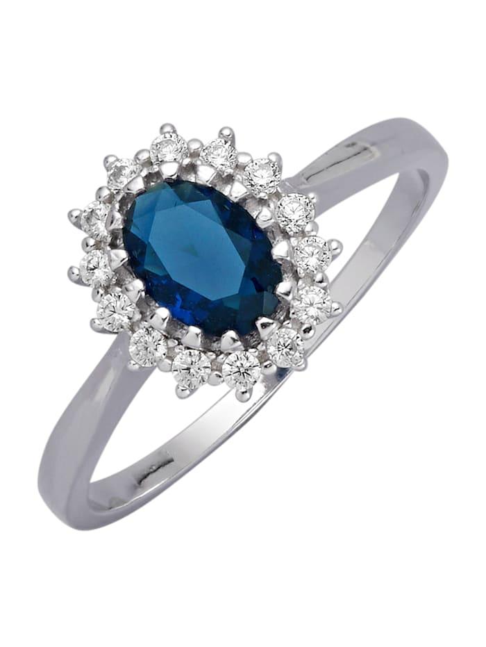Ring, Zilverkleur