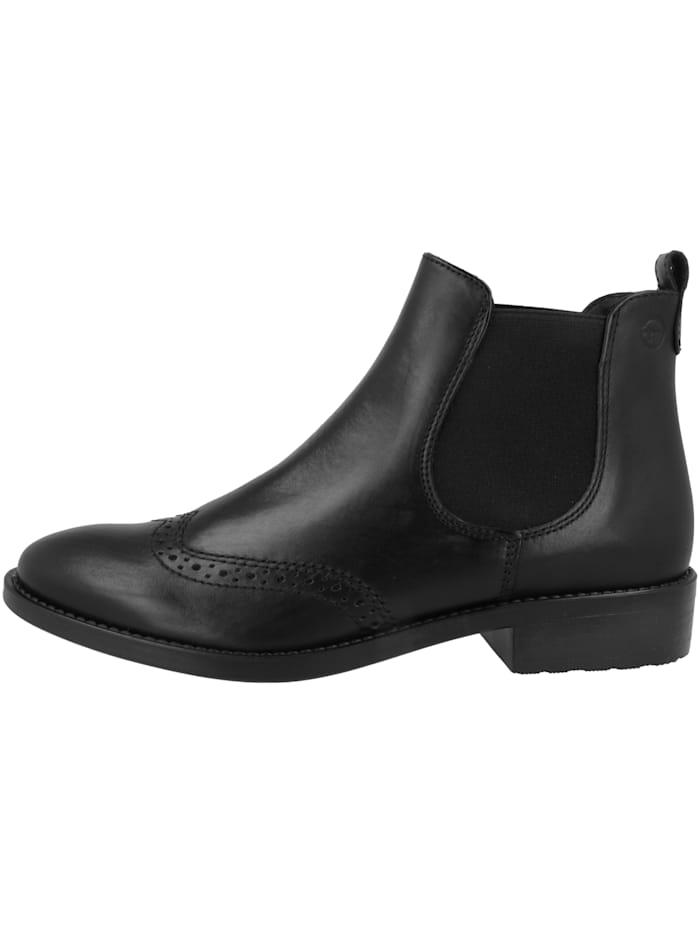 Tamaris Boots 1-25493-25, schwarz