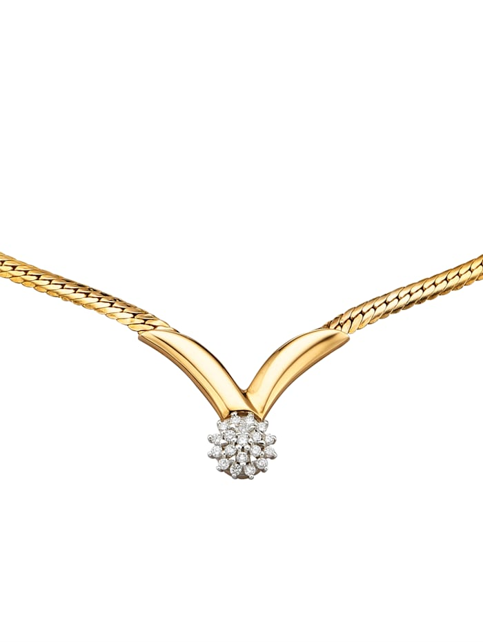 Diemer Diamant Collier, Wit